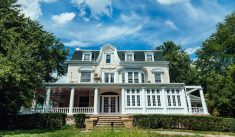 Plan Your Retreat at the Gilmor Sloane House