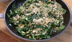 spinach recipe - Donna